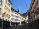 then a slow stroll through the old town