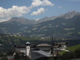 approaching Bolzano