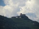 looking toward Castel Roncolo