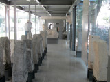 then on to the National Museum's collection of Roman stone art...