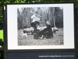 ...where a photo exhibit of Jazz musicians by Ziga Koritnik is on display