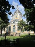 ...a stately Stockholm landmark on Södermalm