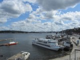 Stockholm spreads all around Gamla Stan