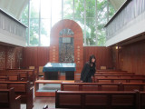 a tour inside