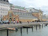 a 19th c. market hall in the Helsinki harbor...