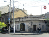 surprisingly, this little building was a site of the pioneering early-Zionist Odessa Committee