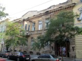here's a house Gogol himself occupied in 1850-51