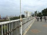 Teschin (mother-in-law) bridge, one of the longest in Odessa