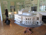 here's a great display on the building of the opera house