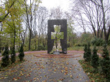 ...to see a memorial to the victims of the Holodomor famine