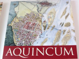 ...and back in time to the Roman settlement of Aquincum