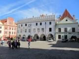 ...in the nam Svornosti (old town square)