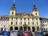 the town hall dominates the old Great Square