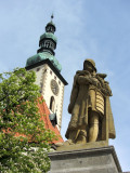 ...famous as a Hussite stronghold of Jan Zizka in the early 15th century