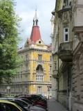 we arrive in Olomouc, former capital of Moravia