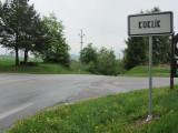 after a few hours' drive, we reach Kuklík, where Jay's great-grandmother Karolína Chvála was born