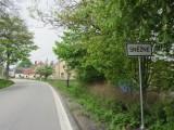 now we're in Sněžné, the parish center for Kuklík