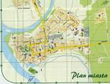 Ulanów Map