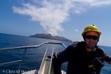 White Island and me