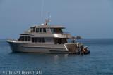 The Pee Jays boat