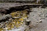 Sulphur stream deposits