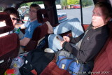 Travelling, Janine, Roy and Dave