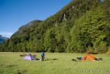 Arawhata campsite