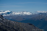 Southern Alps from Arcade Saddle