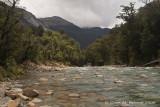 Cascade Creek, just after crossing