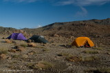 Red Hills tent site