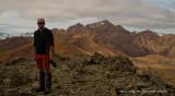 Me - Red Mountain beyond