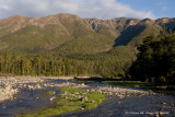Woodhen Creek, Ultramafics of Martyr Spur beyond