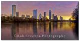 Austin Skyline - Austin at Sunrise