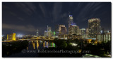 Downtown Austin Skyline and Ladybird Lake