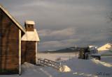Fraser Lake morning