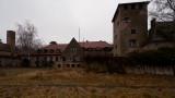 Miss Piggy's castle, abandoned...
