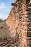Mission San Jose Walls