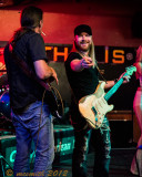 Wes Jeans Band with Kayla Reeves at Bums 6-23-12