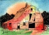Holman's Barn   4-11