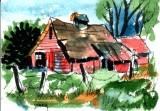 Old County Line Barn    8-11
