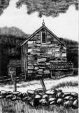 stone barn ink 1-08