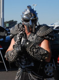 People & Scenes of Raiders game - October 23, 2011