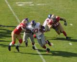 San Francisco 49ers vs. New York Giants - November 2011