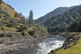 Yosemite Valley & Merced River - April 2012