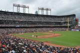 San Francisco Giants vs. Miami Marlins - May, 2012