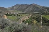 Arroyo Seco & Carmel Valley Roads