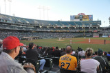 Oakland A's vs. California Angels - August 2012