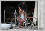 Getting Moms bike ready