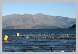 Swim Start at Wanaka Half