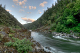 Rogue River sunset